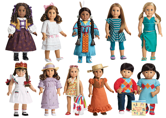 Sell your Barbies, American Girl, Madame Alexander...Dolls